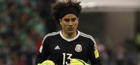 Guillermo Ochoa, Alfredo Talavera e Jesús Corona convocados para a Taça das Confederações pelo México