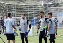 João Gonçalo treinou com equipa principal do FC Porto aos dezassete anos