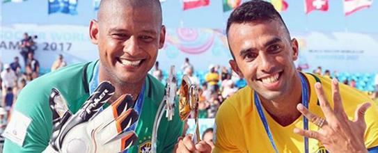 Mão: oito Mundiais, cinco vezes campeão do Mundo e agora o SC Braga