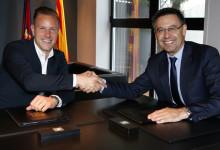 Marc-André Ter Stegen renova pelo FC Barcelona