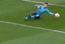 Mário Felgueiras espetacular em defesa de último grito – FC Porto 4-1 FC Paços de Ferreira