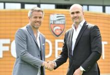Mickaël Landreau assume cargo de treinador principal do FC Lorient