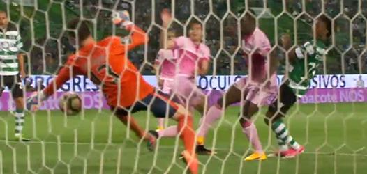 Ricardo Nunes destaca-se em duas defesas – Sporting CP 4-1 GD Chaves