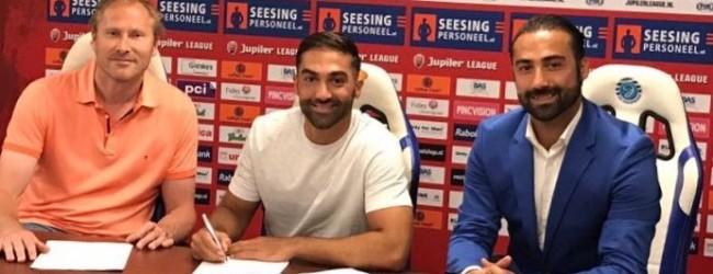 Agil Etemadi assina pelo BV De Graafschap