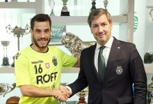 André Sousa renova pelo Sporting CP