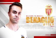 Diego Benaglio assina pelo AS Monaco