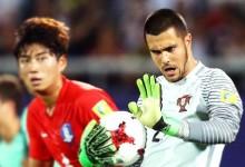 Daniel Figueira, Diogo Costa e Luís Maximiano convocados por Portugal para o Europeu sub-19