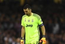 Gianluigi Buffon perdeu terceira final da Champions League