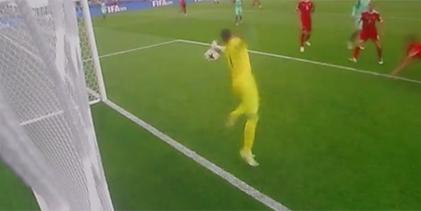Igor Akinfeev destaca-se em defesa vistosa de velocidade de execução – Rússia 0-1 Portugal