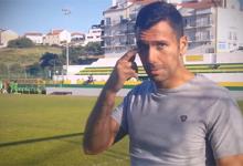 """João Godinho renova pelo CD Mafra em vídeo em que afirma querer """"outros voos"""""""