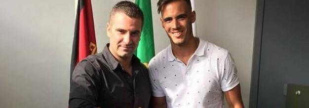 José Costa assina pelo FC Penafiel