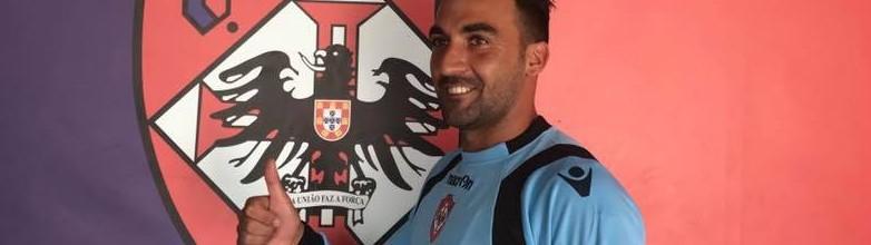 Júlio Coelho assina pela UD Oliveirense
