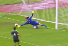 Laura O'Sullivan em plano de destaque – Portugal 1-2 País de Gales