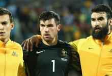 Mathew Ryan, Mitchel Langerak e Daniel Vukovic convocados pela Austrália para a Taça das Confederações
