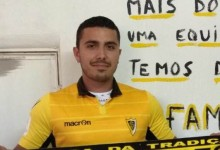 Miguel Soares assina pelo GS Loures