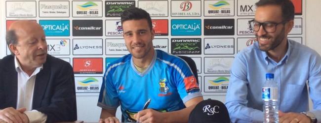 Patrick Costinha renova pelo Real SC