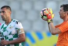 Pedro Taborda estende carreira e assume treino de guarda-redes enquanto joga