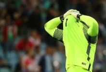 """Stefan Marinovic: o salto da quarta divisão para a Taça das Confederações e o consolo em """"não errar"""""""