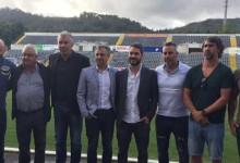 Tó Ferreira regressa ao FC Arouca para o treino de guarda-redes
