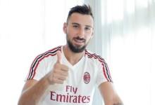 Antonio Donnarumma assina pelo AC Milan