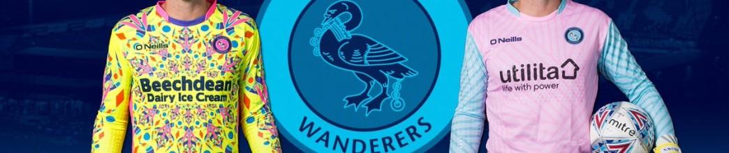 """Barry Richardson desenhou camisola de guarda-redes do Wycombe para """"distrair avançados"""""""