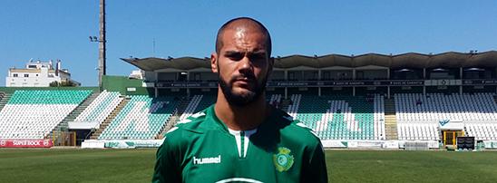 Cristiano Figueiredo assina pelo Vitória FC