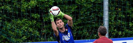 Daniele Padelli assina pelo FC Internazionale