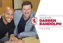 Darren Randolph assina pelo Middlesbrough FC