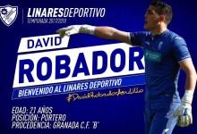 David Robador: formado no Vitória SC segue carreira no Linares Deportivo