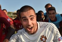 Diogo Costa e Daniel Figueira vice-campeões sub-19 da Europa com cinco golos sofridos