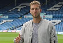Felix Wiedwald assina pelo Leeds United FC