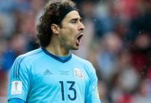 Guillermo Ochoa assina pelo Standard de Liège para ser treinado por Ricardo Manuel Pereira