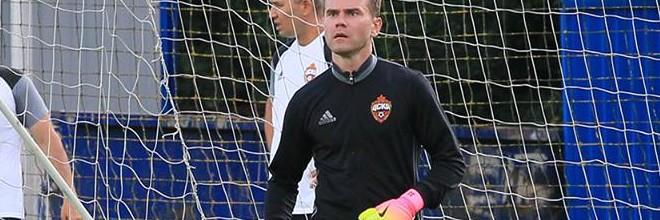 Igor Akinfeev não sofre pela primeira vez em provas da UEFA ao fim de onze anos