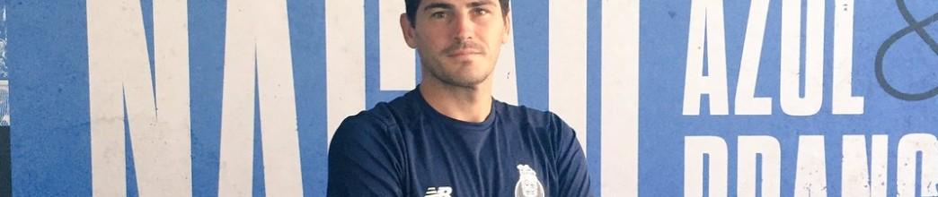 Iker Casillas continua no FC Porto até 2018