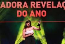 Inês Pereira: zero golos sofridos na Liga, celebrou dobradinha e prémio de Revelação do Ano no Sporting CP