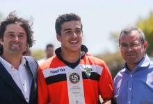 Ivan Cardoso eleito o melhor guarda-redes na conquista do Torneio Lopes da Silva
