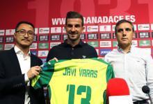 Javi Varas assina pelo Granada CF