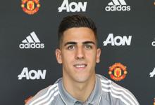 Joel Pereira renova pelo Manchester United FC