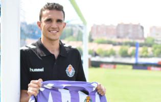 Jordi Masip assina pelo Valladolid