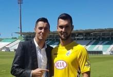 Miguel Lázaro regressa ao Vitória FC e assina até 2019
