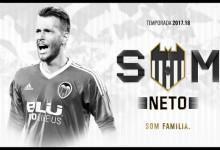 Neto Murara assina pelo Valencia CF