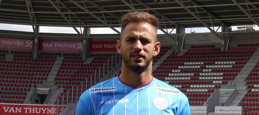 Nicola Leali emprestado ao SV Zulte Waregem