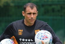 Pat Mountain: substituído por Rui Barbosa sucede Hugo Oliveira no Hull City FC