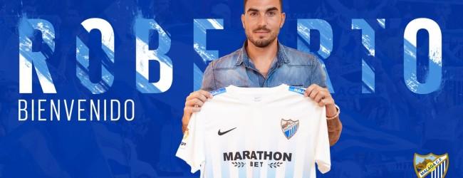 Roberto Jiménez emprestado ao Málaga CF