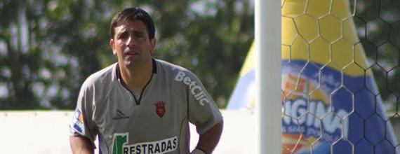 Rui Riça termina carreira aos 39 anos para treinar guarda-redes do CDC Montalegre