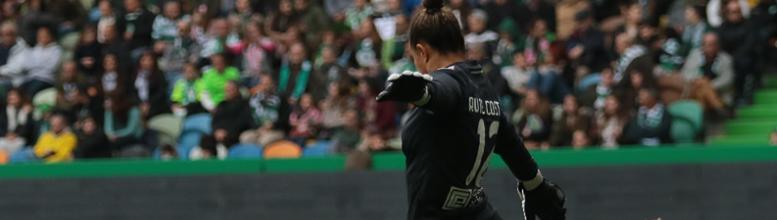 Rute Costa é a Melhor Guarda-Redes de 2016/2017 com média de 0,13 golos sofridos