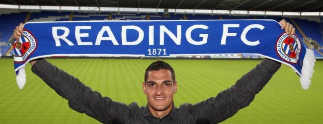 Vito Mannone assina pelo Reading FC