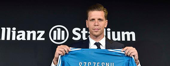Wojciech Szczesny assina pelo Juventus FC