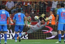 Beto Pimparel na equipa da jornada na Turquia e com marca entre as principais ligas