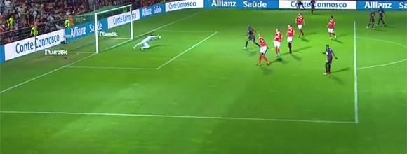 Bruno Varela possibilita vitória com uma defesa decisiva – GD Chaves 0-1 SL Benfica